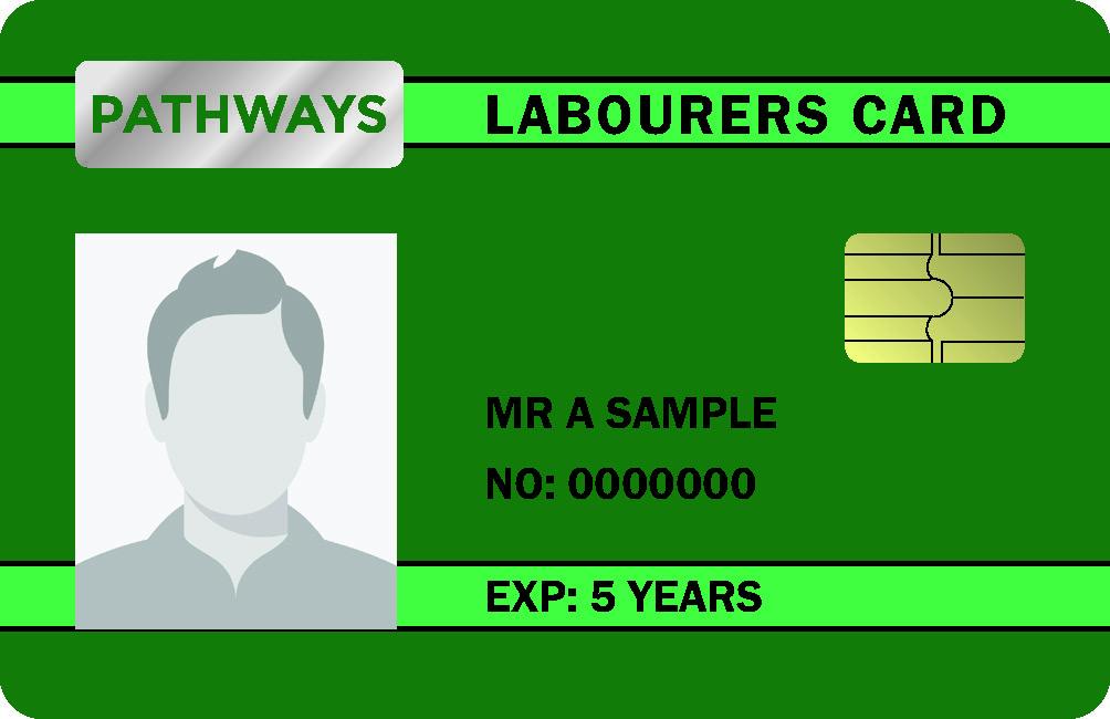 Pathways Training - CSCS Card